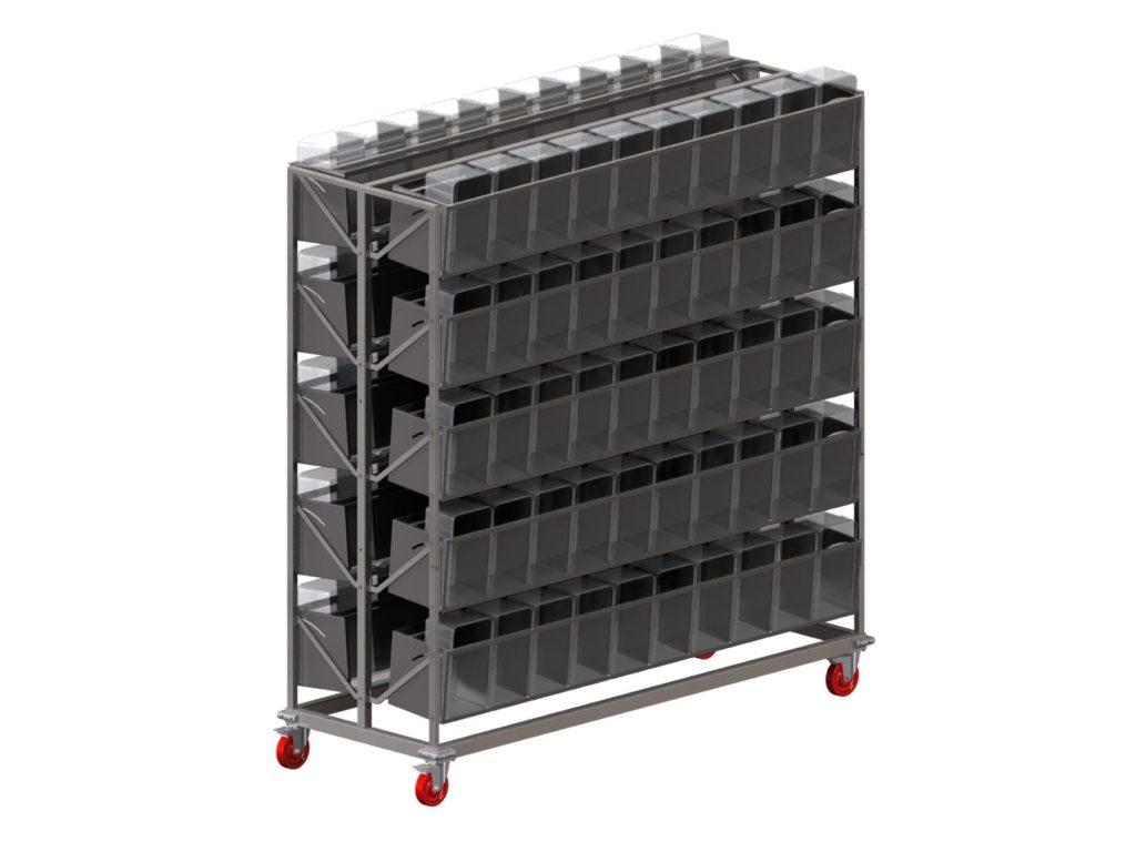 Universal Basket Rack Series product image